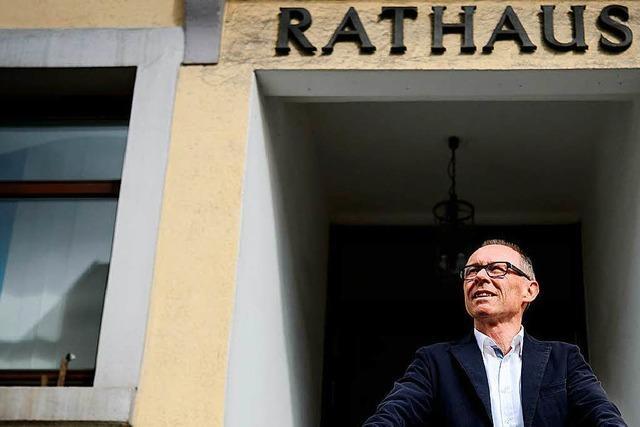 AfD-Eintritt von Bürgermeister sorgt in Burladingen für Unruhe