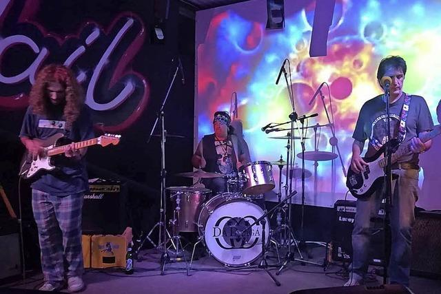 Project Woodstock spielt im Mehlsack