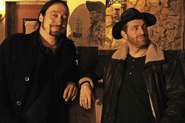 Marc Mayer und Daniel Kiefer in Müllheim