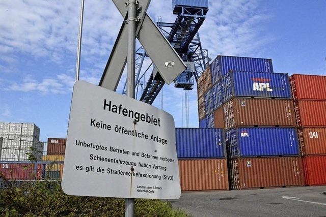 Export bleibt Triebfeder