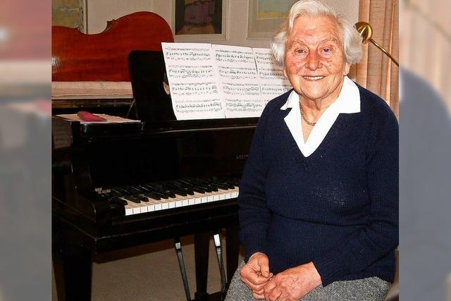 Irma Herbster – die Musiklehrerin und Gründerin der
