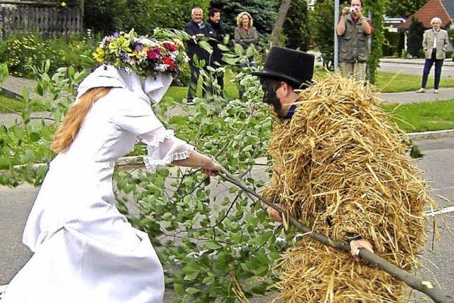 Osterbräuche und andere Traditionen