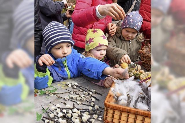 Kinderprogramm an Karfreitag