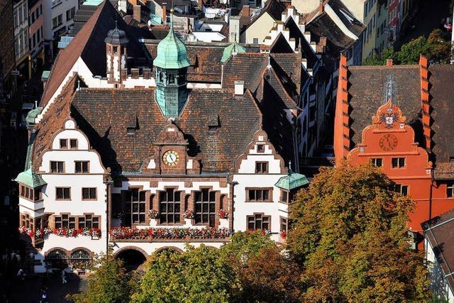 OB-Wahl in Freiburg: Wofür stehen die Kandidaten?