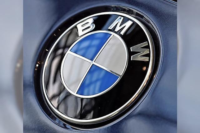Rückruf von 11 000 BMW