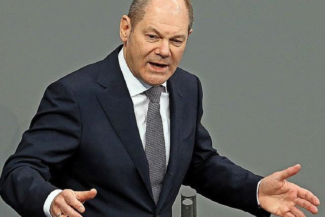 Scharfe Kritik der SPD-Parteilinken an Olaf Scholz