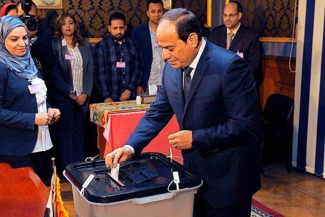Ägypten nach der Wahl: Die Diktatur geht in die nächste Runde