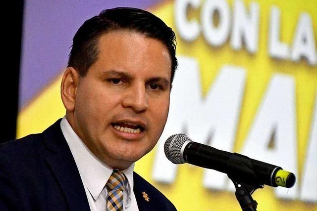 Ein Verteidiger erzkonservativer Werte will Präsident Costa Ricas werden