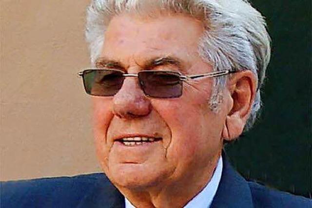 Gottfried Blansche nach langer Krankheit gestorben