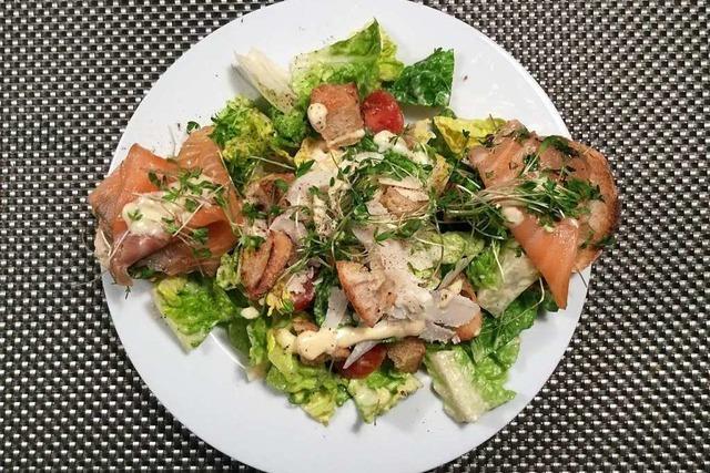 Den Caesar Salad brachte ein Italiener nach Kalifornien