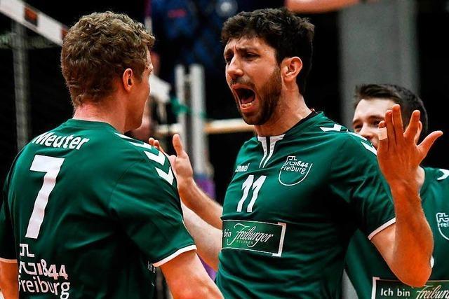 FT 1844 Freiburg macht in packendem Match den Klassenerhalt perfekt