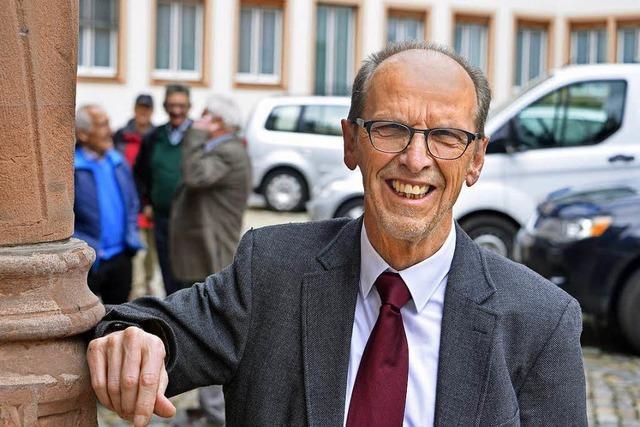 38 Mal um die Erde: Walter Scheck, Fahrer des OB, geht nach 35 Jahren in Rente
