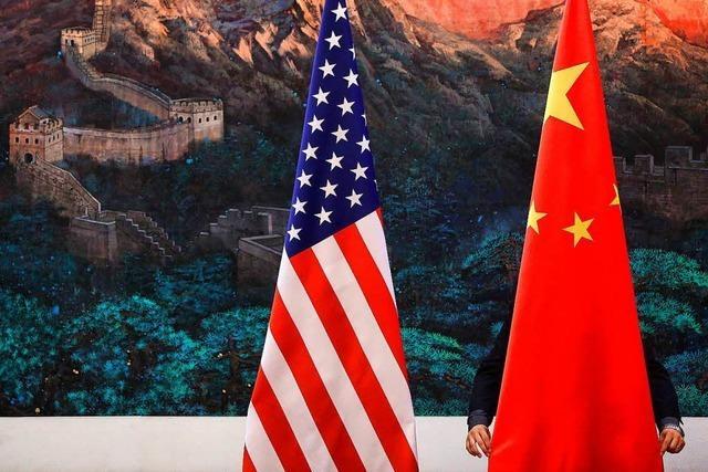 Peking setzt Drohung um und revanchiert sich mit Strafzölle gegen USA