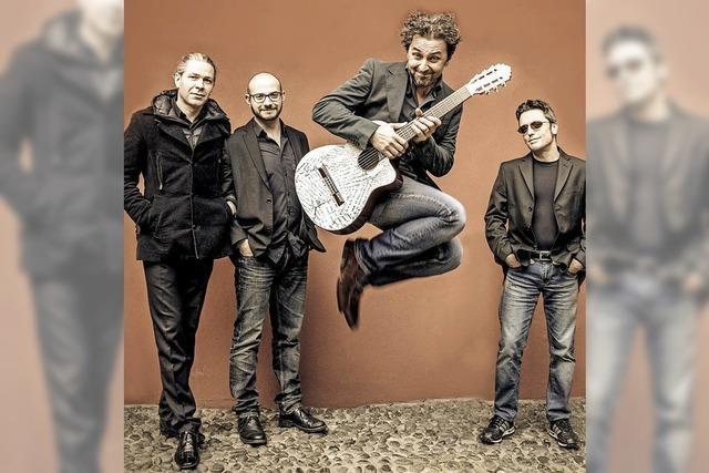 Fabrizio Consoli & Band geben am Mittwoch, 11. April, Konzert in der Stadtscheuer in Waldshut.