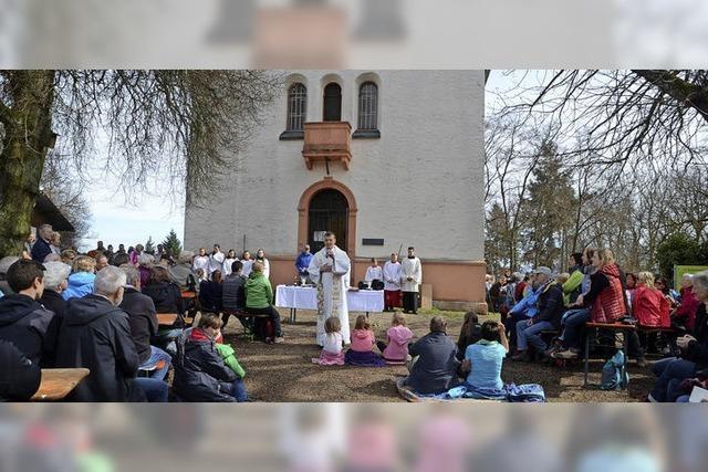 Höhepunkt des Kirchenjahres