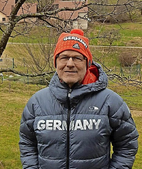 Hermann Frey wieder in Katzenmoos.   | Foto: Meier