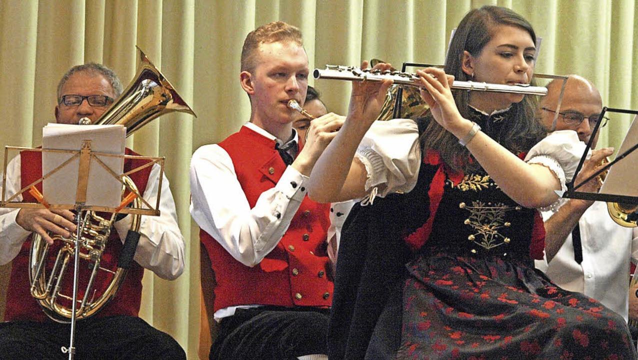 Einen vergnüglichen musikalischen Oste...neich beim traditionellen Osterkonzert  | Foto: Karin Stöckl-Steinebrunner