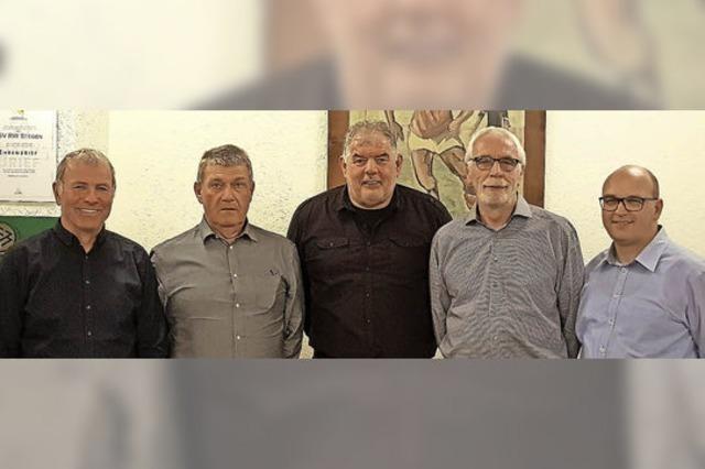 Drei neue Ehrenmitglieder beim FSV