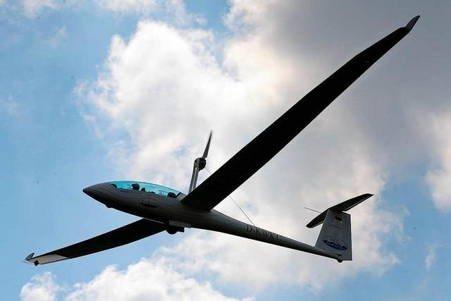 Segelflieger stürzt bei Metzingen ab – Pilot stirbt