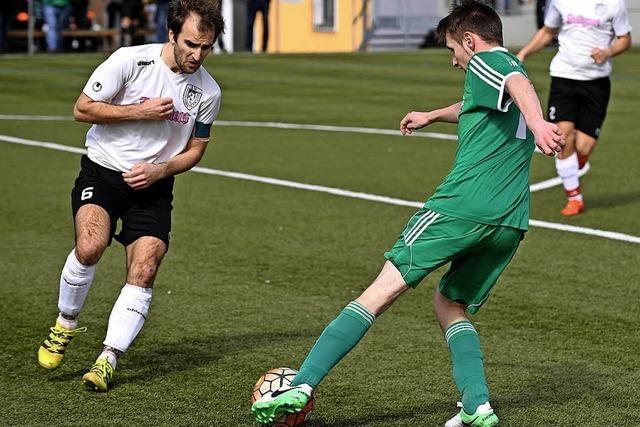 Grafenhausen macht einen 0:3-Rückstand wett