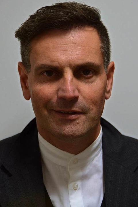 Pfarrer Thorsten Becker  | Foto: Schoch