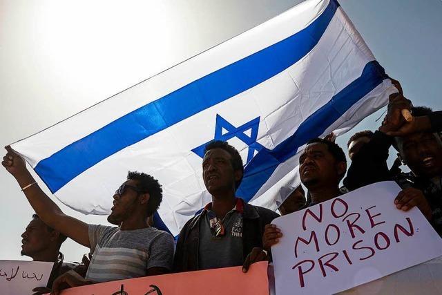 Netanjahu legt Flüchtlingsdeal mit der UN wieder auf Eis