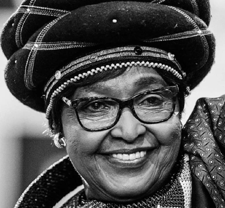 Winnie Mandela    Foto: afp