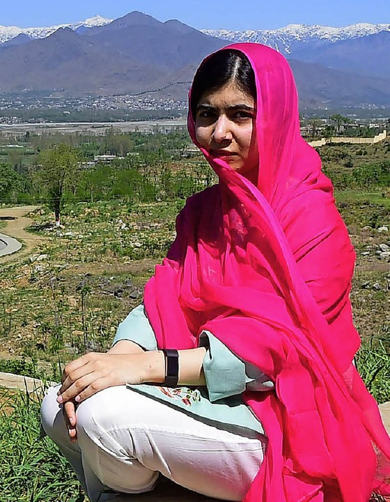 Malala Yussufzai  | Foto: afp