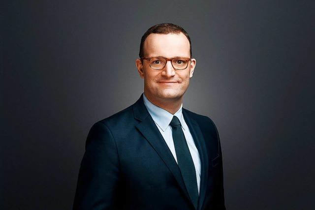Gesundheitsminister Spahn will 8000 Pflegestellen mehr schaffen