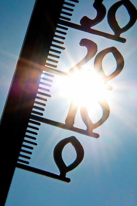 Bis zu 20 Grad werden im Südwesten erwartet.    Foto: dpa
