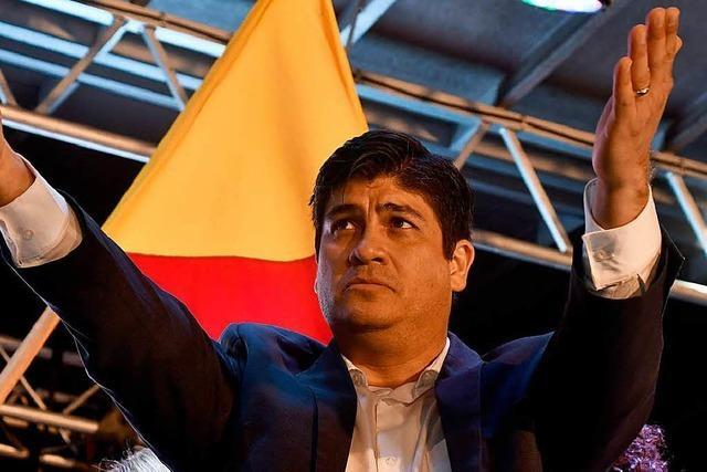 BZ-Interview mit Marlies Llombart zur Präsidentenwahl in Costa Rica