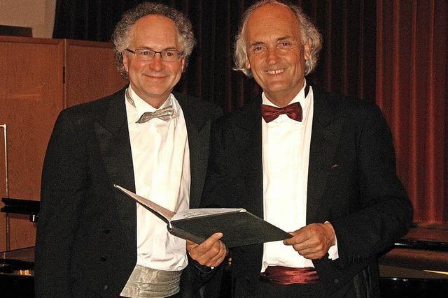 Martin Lunz liest in Badenweiler
