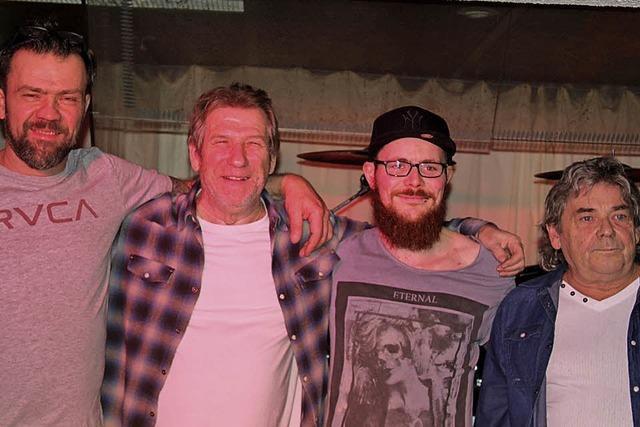 Die Band Roots spielt in Emmendingen