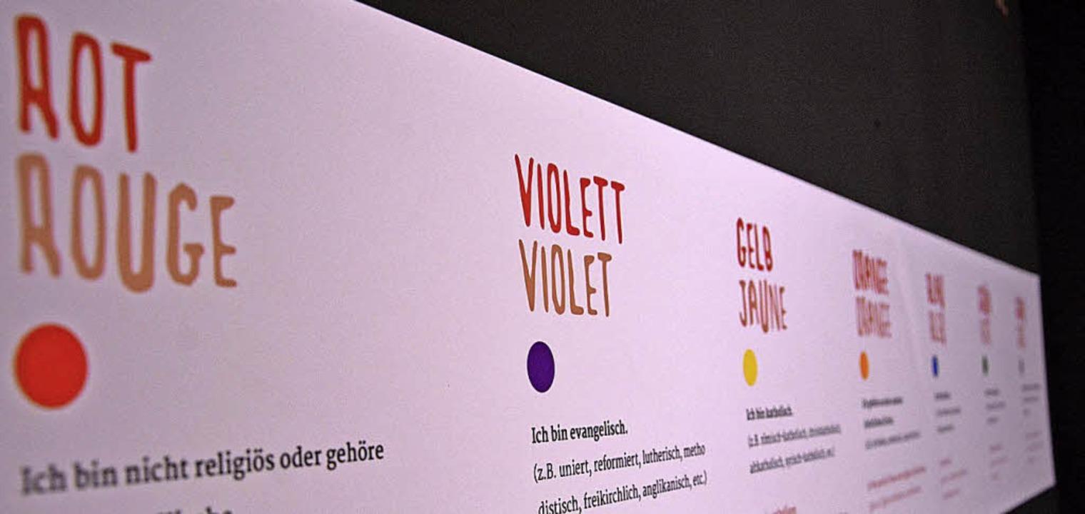 Die Sonerausstellung Reformationen &#8... im Dreiländermuseum endet am Sonntag.  | Foto: Barbara Ruda