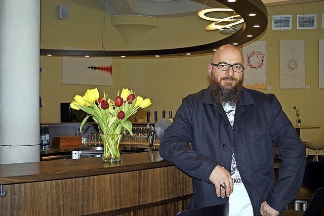 Grillprofi Esposito führt Café weiter