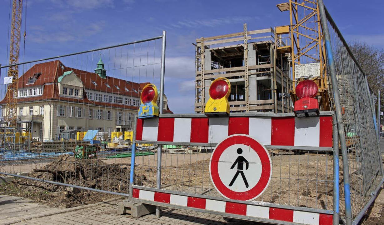 Für ein dicht bebautes Gelände wie in ...undstückwertes positive Auswirkungen.   | Foto: Guy Simon