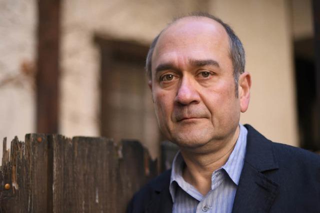 Farhad Showghi: Der Dichter mit dem sechsten Sinn
