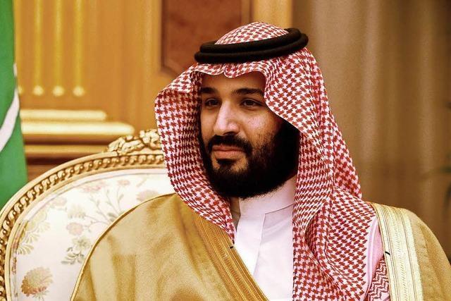 Saudis und Israelis rücken zusammen