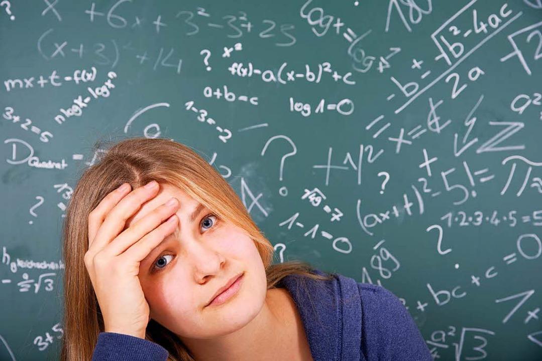 Für das Abitur auf eine andere Schule ...chüler in Baden-Württemberg Realität.     Foto: Adobe.com