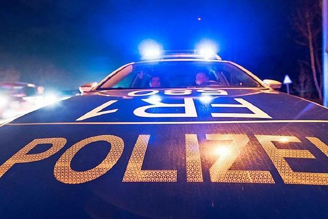 Lkw-Unfall führte zu stundenlanger Vollsperrung bei Gundelfingen