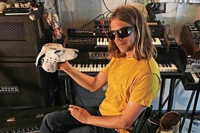 Siriusmo spielt am Freitag live in der Kaserne Basel – so kommst du auf die Gästeliste