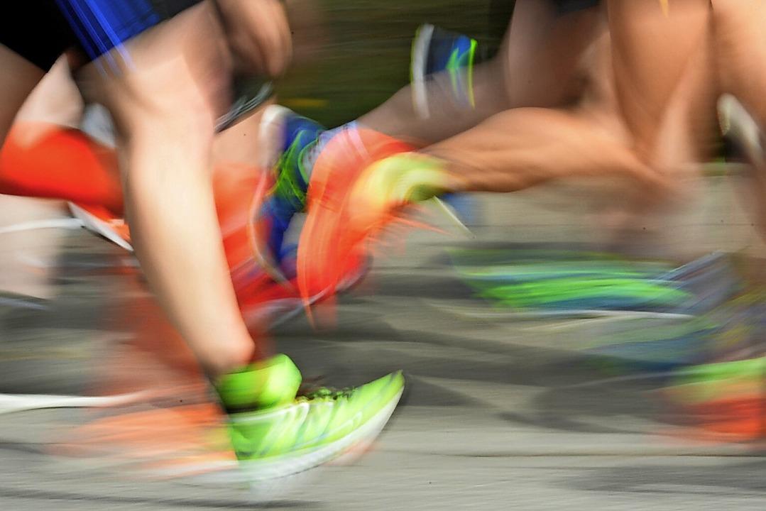 Der Startschuss für den Marathon fällt am Sonntag.  | Foto: Patrick Seeger