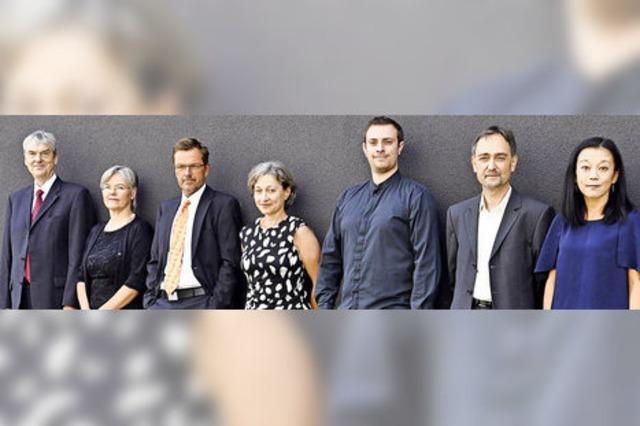 Das ensemble recherche konzertiert im Freiburger Ensemblehaus