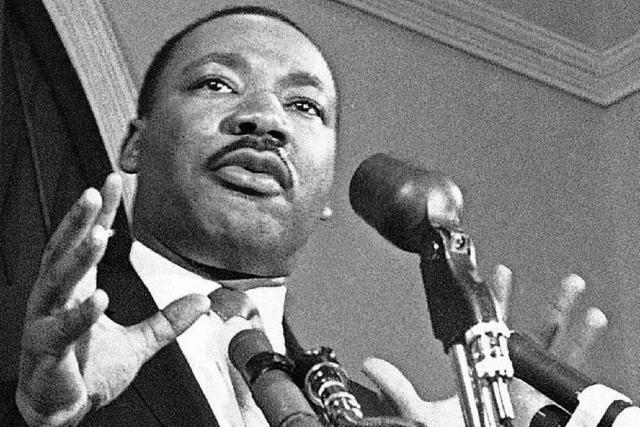 Vor 50 Jahren wurde Martin Luther King erschossen