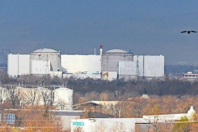 Reaktorblock von Akw Fessenheim soll erst Freitag wieder hochfahren