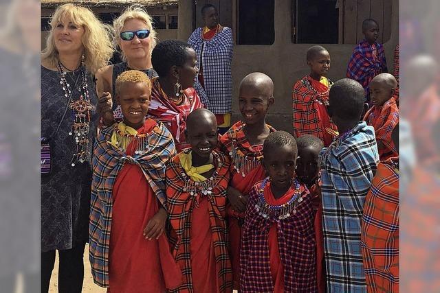 Musik für Masai Mara