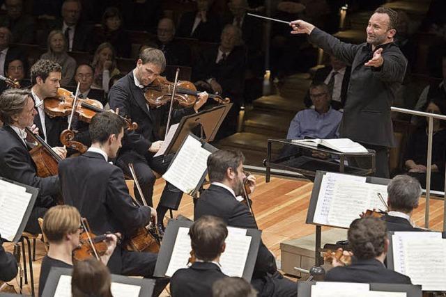 Die Berliner Philharmoniker unter Leitung von Kirill Petrenko live im Union-Filmtheater Lörrach