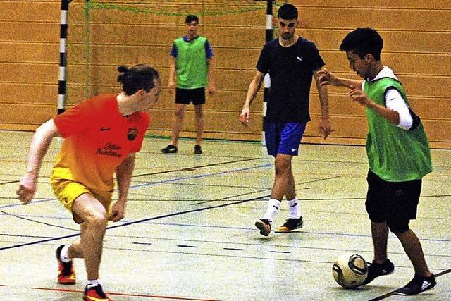 Beim Sport Tugenden lernen
