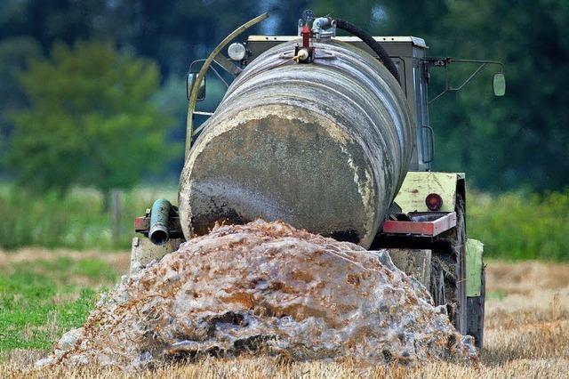 Düngeverordnung bringt Kosten für Landwirte
