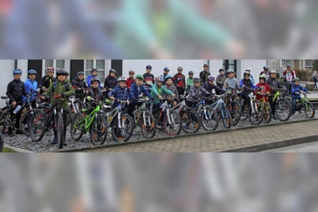 RSV-Jugend eröffnet die Radsaison 2018